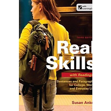 Real Skills with Readings: Sentences and Paragraphs for College, Work and Everyday Life, Used Book (9781457602009)