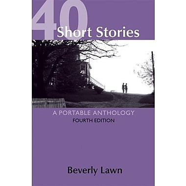 40 Short Stories: A Portable Anthology, Used Book (9781457604751)
