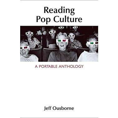 Reading Pop Culture: A Portable Anthology, Used Book (9781457606021)