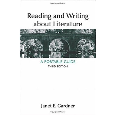Reading and Writing About Literature: A Portable Guide, Used Book (9781457606496)