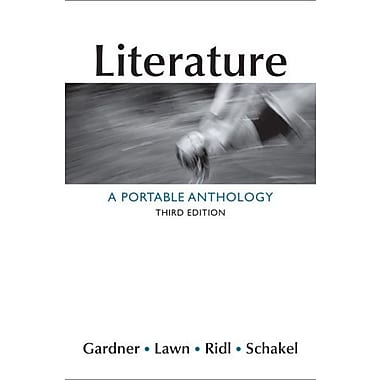 Literature: A Portable Anthology, Used Book (9781457606502)