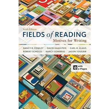 Fields of Reading: Motives for Writing Used Book (9781457608919)
