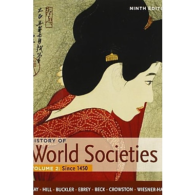 History of World Societies 9e V2 & Sources of World Societies 9e V2, Used Book (9781457612374)