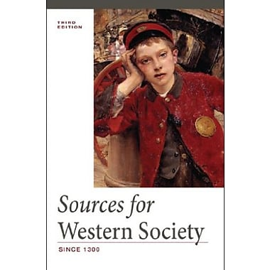 Sources for Western Society, Since 1300, Used Book (9781457615214)