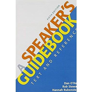 Speaker's Guidebook 5e & SpeechClass, Used Book (9781457616631)