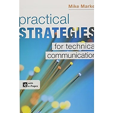 Practical Strategies for Technical Communication & Document-Based Cases in Technical Communications 2e, Used Book