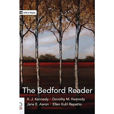 The Bedford Reader Used Book (9781457636950)