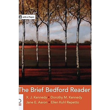 The Brief Bedford Reader, Used Book (9781457636967)