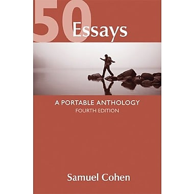 50 Essays: A Portable Anthology, Used Book (9781457638992)