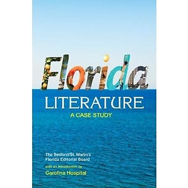 Florida Literature: A Case Study, Used Book (9781457642029)