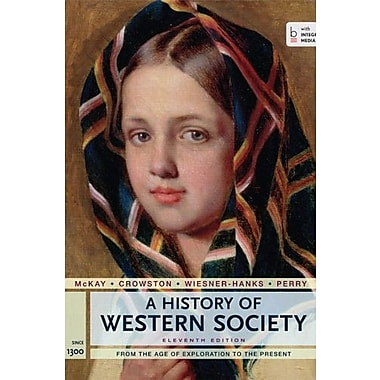 A History of Western Society, Since 1300 Used Book (9781457642180)