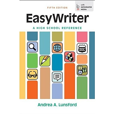 EasyWriter, A High School Reference, Used Book (9781457642524)