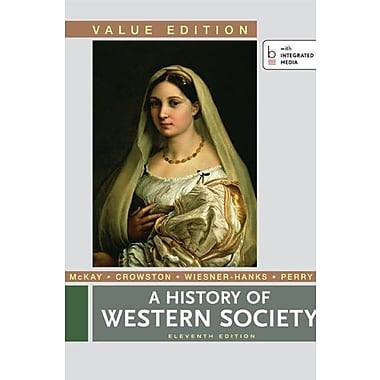 A History of Western Society, Value Edition Combined, Used Book (9781457648496)