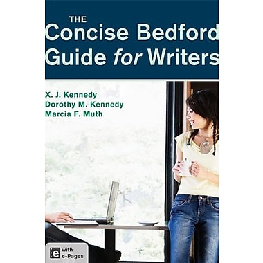 The Concise Bedford Guide for Writers, Used Book (9781457648762)