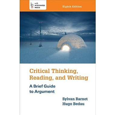 Critical Thinking, Reading and Writing Used Book (9781457649974)