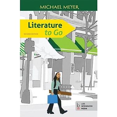 Literature to Go, Used Book (9781457650512)