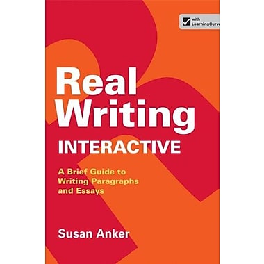 Real Writing Interactive, Used Book (9781457654114)