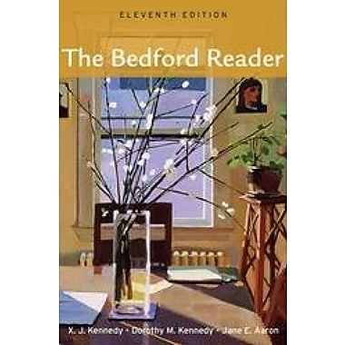 The Bedford Reader, High School Edition, Used Book (9781457674754)
