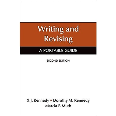 Writing and Revising: A Portable Guide, Used Book (9781457682339)