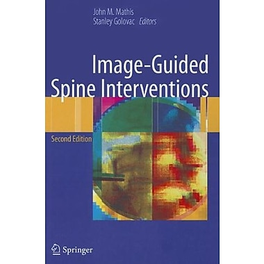 Image-Guided Spine Interventions Used Book (9781461405252)