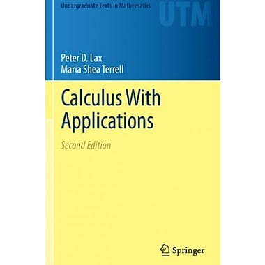 Calculus With Applications, Used Book (9781461479451)