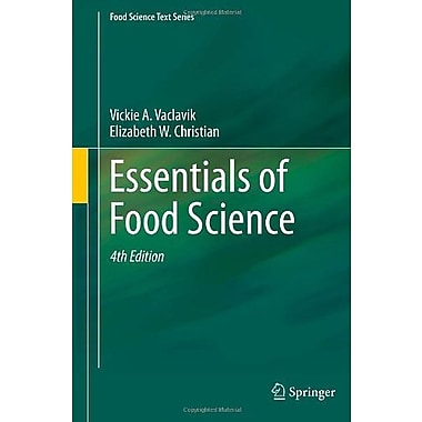 Essentials of Food Science Used Book (9781461491378)