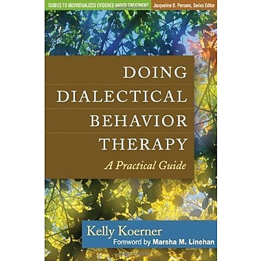 Doing Dialectical Behavior Therapy: A Practical GuideUsed Book