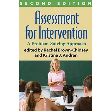 Assessment for Intervention, Second Edition: A Problem-Solving Approach Used Book (9781462506873)