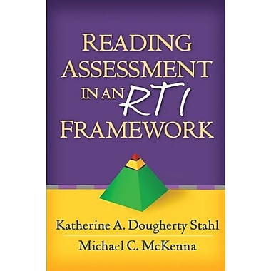 Reading Assessment in an RTI Framework Used Book (9781462506941)