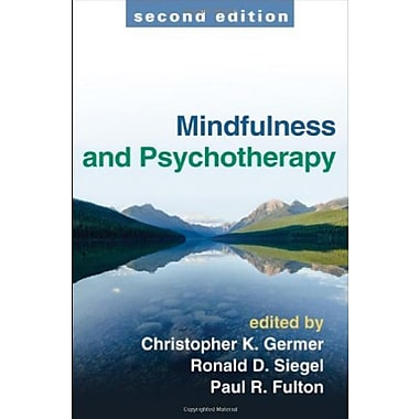 Mindfulness and Psychotherapy, Second Edition Used Book (9781462511372)