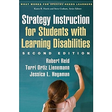 Strategy Instruction for Students with Learning Disabilities, Second Edition (9781462512201)
