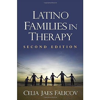 Latino Families in Therapy, Second Edition Used Book (9781462512515)