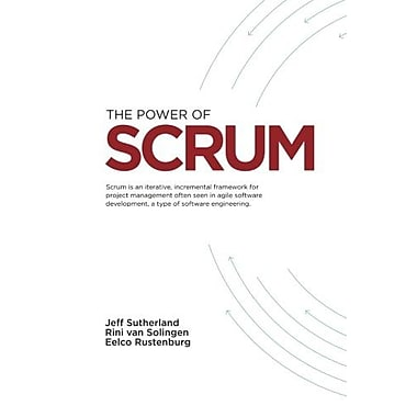 The Power of Scrum, Used Book (9781463578060)
