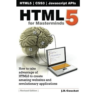HTML5 for Masterminds (9781463604059)