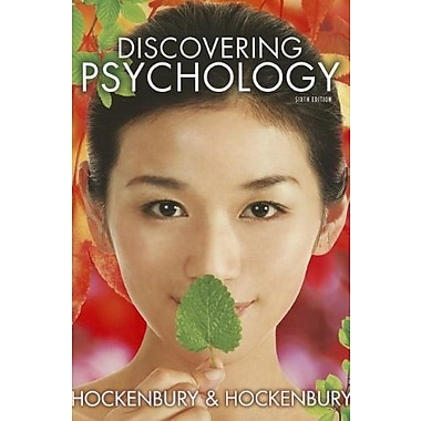 Discovering Psychology Used Book (9781464102417)