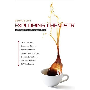 Exploring Chemistry, Used Book (9781464104787)
