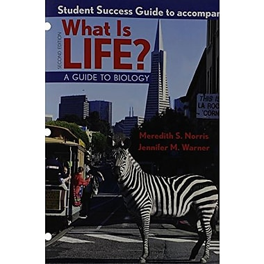 Student Success Guide for What Is Life?, Used Book (9781464106774)