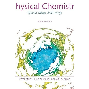 Physical Chemistry: Quanta, Matter and Change, Used Book (9781464108747)