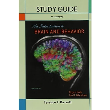 Study Guide for Introduction to Brain and Behavior, Used Book (9781464109904)