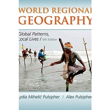 World Regional Geography, Used Book (9781464110702)