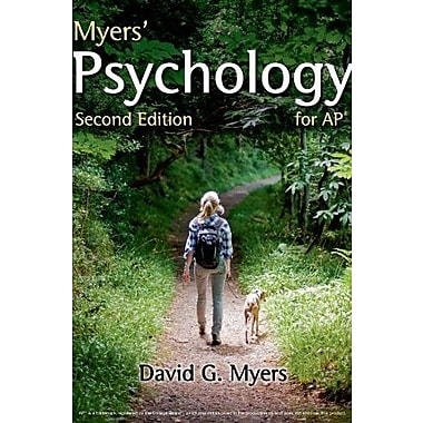 Myers' Psychology for AP* Used Book (9781464113079)