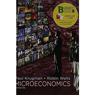 Micoreconomics, Used Book (9781464113277)