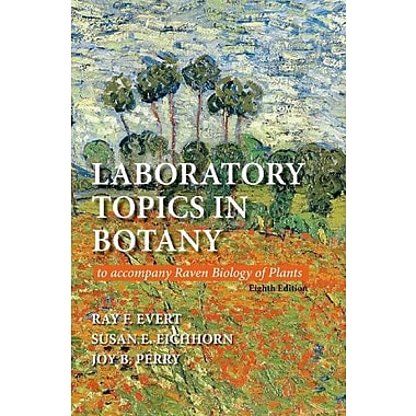 Laboratory Topics in Botany, Used Book (9781464118104)