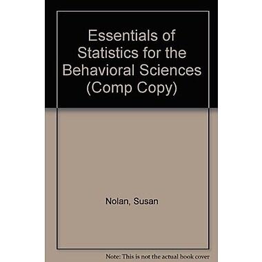 Essentials of Statistics for the Behavioral Sciences, Used Book (9781464120084)
