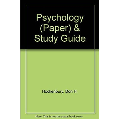 Psychology, Used Book (9781464122606)