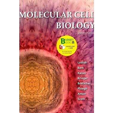 Molecular Cell Biology, Used Book (9781464122798)