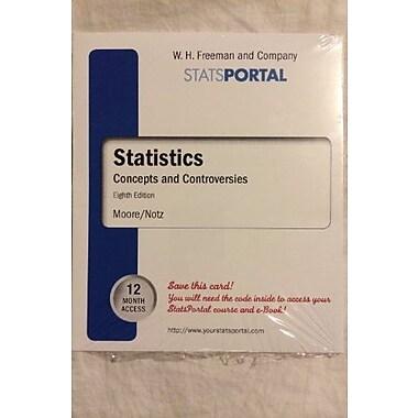 STATISTICS:CONCEPTS+...PORTAL-, Used Book (9781464123788)