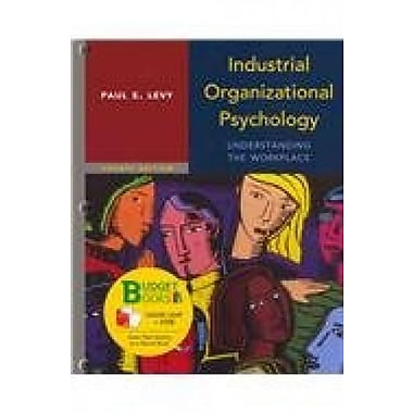 Industrial Organizational Psychology, Used Book (9781464126512)