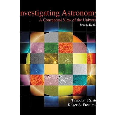 Investigating Astronomy Used Book (9781464140853)