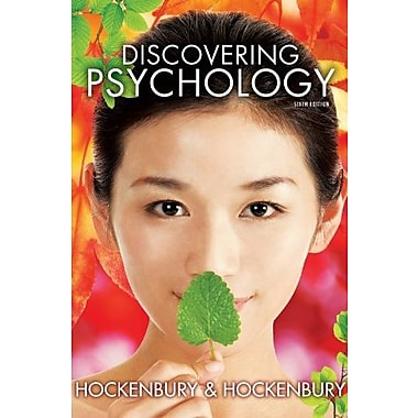 Discovering Psychology w/Three-Dimensional Brain & Study Guide Used Book (9781464141089)